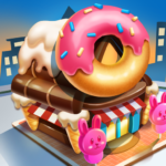 Cooking City crazy chef s restaurant game APK MOD Unlimited Money for android