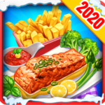 Cooking Day – Restaurant Craze Best Cooking Game APK MOD Unlimited Money 5.3 for android