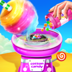 Cotton Candy Shop – Cooking Game APK MOD Unlimited Money 5.2.5009 for android
