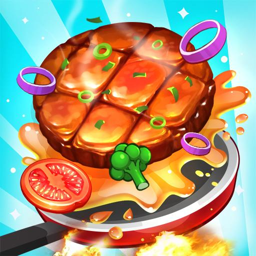 Crazy Cooking – Restaurant Fever Cooking Games APK MOD Unlimited Money 1.1.55 for android