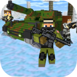 Cube Wars Battle Survival APK MOD Unlimited Money 1.48 for android