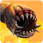 Death Worm Free APK MOD Unlimited Money 1.70 for android
