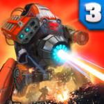 Defense Legend 3 Future War APK MOD Unlimited Money 2.5.8 for android
