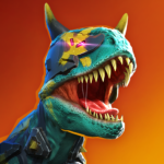 Dino Squad TPS Dinosaur Shooter APK MOD Unlimited Money 0.5.5 for android