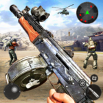 Encounter StrikeReal Commando Secret Mission 2020 APK MOD Unlimited Money 1.1.2 for android