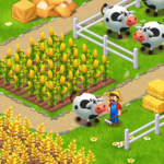 Farm City Farming City Building APK MOD Unlimited Money 2.2.7 for android