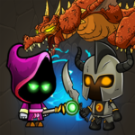 Final Castle Defence Idle RPG APK MOD Unlimited Money 1.7.1 for android