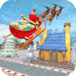 Flying Santa Gift Delivery: Christmas Rush 2020 APK (MOD, Unlimited Money) 1.1 for android
