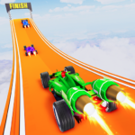 Formula Jet Car Stunts Games – Mega Ramp Stunts APK (MOD, Unlimited Money) 2.3  for android