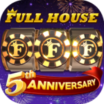 Full House Casino – Free Vegas Slots Casino Games APK MOD Unlimited Money 1.3.0 for android