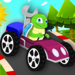 Fun Kids Car Racing Game APK (MOD, Unlimited Money) 1.1.9  for android