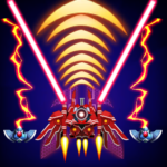 Galaxy Invader Space Shooting APK MOD Unlimited Money 2.1 for android