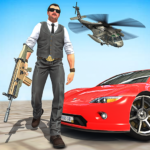 Gangster Crime Simulator 2020 Gun Shooting Games APK MOD Unlimited Money 1.2 for android