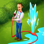 Gardenscapes APK MOD Unlimited Money 4.3.0 for android
