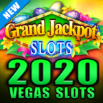 Grand Jackpot Slots – Pop Vegas Casino Free Games APK MOD Unlimited Money 1.0.39 for android