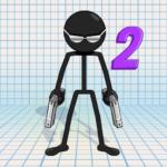 Gun Fu Stickman 2 APK MOD Unlimited Money 1.31.0 for android