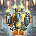 HAWK Alien Strike Force Shooter. Falcon Squad APK MOD Unlimited Money 26.0.19098 for android