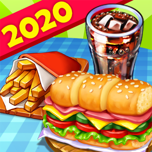 Hell's Cooking: crazy burger, kitchen fever tycoon APK (MOD, Unlimited Money) 1.39 for android