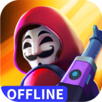 Heroes Strike Offline – MOBA & Battle Royale APK (MOD, Unlimited Money) 507 for android