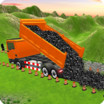 Highway Construction Road Builder 2019- Free Games APK MOD Unlimited Money 2 for android
