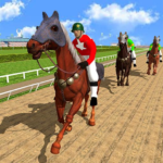 Horse Racing Games 2020 Derby Riding Race 3d APK MOD Unlimited Money 3.2 for android