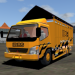 IDBS Indonesia Truck Simulator APK MOD Unlimited Money 3.1 for android
