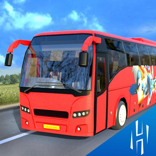 Indian Bus Simulator APK MOD Unlimited Money 1.1.2 for android