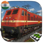 Indian Train Simulator APK MOD Unlimited Money 2020.2.5 for android