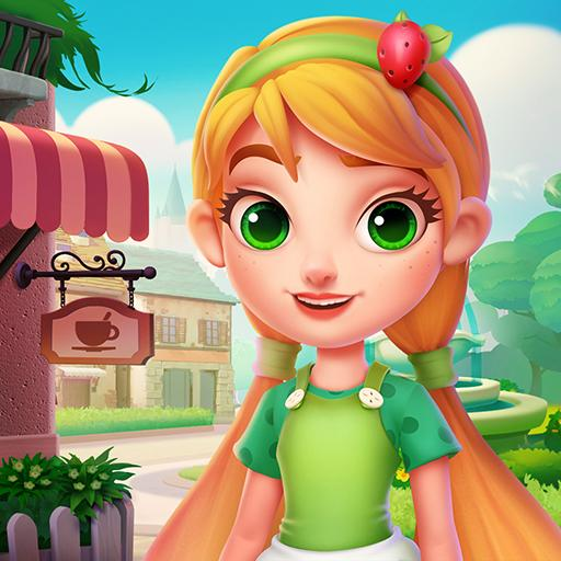Jellipop Match-Decorate your dream town APK MOD Unlimited Money 7.4.0 for android