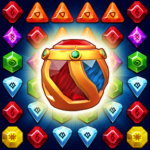Jewel Ancient find treasure in Pyramid APK MOD Unlimited Money 2.4.5 for android