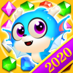 Jewel Blast Dragon – Match 3 Puzzle APK MOD Unlimited Money 1.14.8 for android