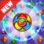 Jewel Kraken Match3 puzzle APK MOD Unlimited Money 1.2.7 for android