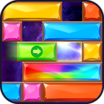 Jewel Sliding – Falling Puzzle Slide Puzzle Game APK MOD Unlimited Money 1.1.27 for android