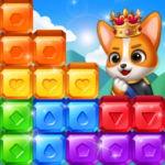 Jewels King Castle Blast APK MOD Unlimited Money 1.2.3 for android
