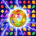 Jewels Magic Mystery Match3 APK MOD Unlimited Money 2.2.3 for android