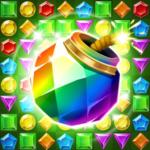 Jungle Gem Blast Match 3 Jewel Crush Puzzles APK MOD Unlimited Money 4.1.0 for android
