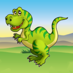 Kids Dino Adventure Game – Free Game for Children APK MOD Unlimited Money 25.0 for android
