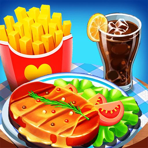 Kitchen Star Craze – Chef Restaurant Cooking Games APK (MOD, Unlimited Money) 1.1.4 for android