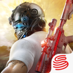 Knives Out-No rules just fight APK MOD Unlimited Money 1.235.439443 for android