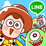 LINE: Pixar Tower APK (MOD, Unlimited Money) 1.4.1 for android