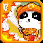 Little Panda Fireman APK MOD Unlimited Money 8.40.00.10 for android