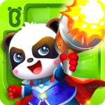 Little Panda's Hero Battle Game APK (MOD, Unlimited Money) 8.52.00.00 for android