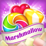 Lollipop Marshmallow Match3 APK MOD Unlimited Money 4.5.2 for android