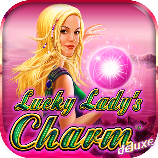 Lucky Ladys Charm Deluxe Casino Slot APK MOD Unlimited Money 5.18.0 for android
