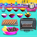 Make Sausage and Mash – Cooking in the kitchen APK (MOD, Unlimited Money) 1.1 for android