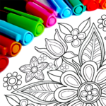 Mandala Coloring Pages APK MOD Unlimited Money 14.1.0 for android