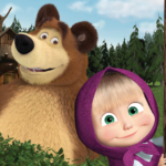 Masha and the Bear. Educational Games APK MOD Unlimited Money 5.1 for android
