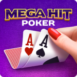 Mega Hit Poker Texas Holdem massive tournament APK MOD Unlimited Money 3.10.1 for android