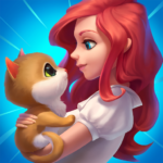 Meow Match Cats Matching 3 Puzzle Ball Blast APK MOD Unlimited Money 1.1.6 for android