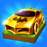 Merge Battle Car Best Idle Clicker Tycoon game APK MOD Unlimited Money 1.0.90 for android